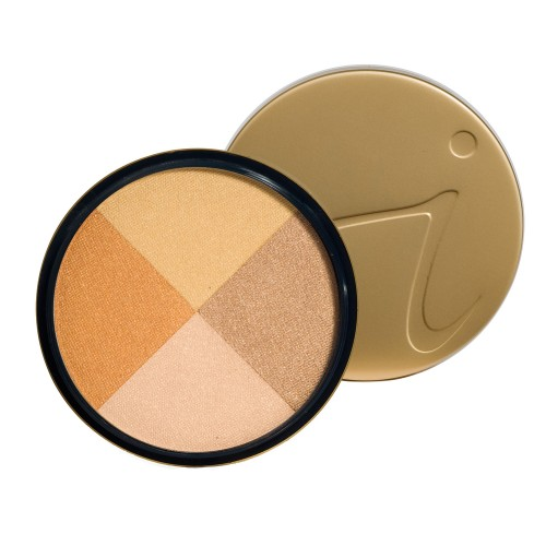 jane iredale quad bronzer, spaon4th, vancouver beauty products
