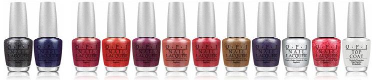 OPI nail Polish Vancouver, Nail Salons Vancouver, Nail Salons Kitsilano,