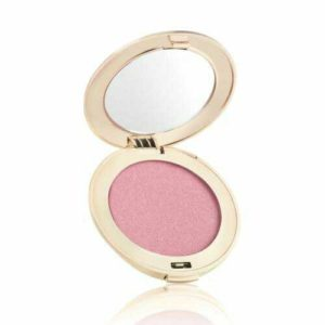 clearly pink jane iredale blush
