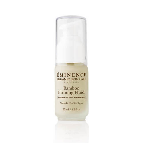 Bamboo Firming Fluid Eminence organic facial kitsilano, Eminence Organics Vancouver, Eminence Organic Skin Care Vancouver