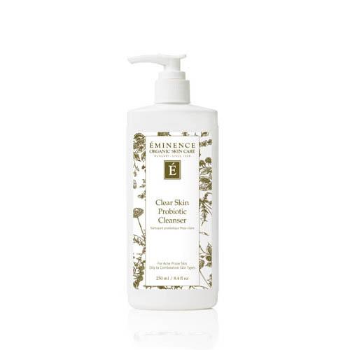Clear Skin Probiotic Cleanser Eminence organic facial kitsilano, Eminence Organics Vancouver, Eminence Organic Skin Care Vancouver