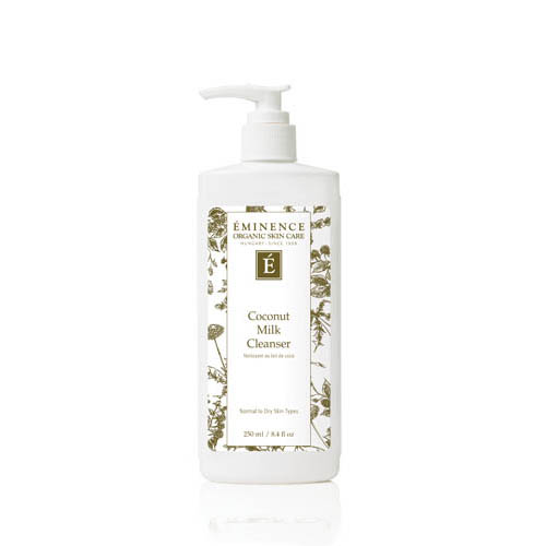 Coconut Milk Cleanser Eminence organic facial kitsilano, Eminence Organics Vancouver, Eminence Organic Skin Care Vancouver