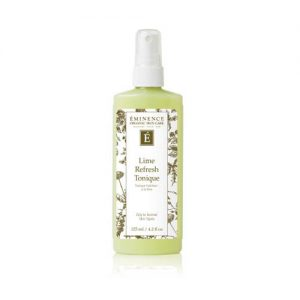Lime Refresh Tonique Eminence organic facial kitsilano, Eminence Organics Vancouver, Eminence Organic Skin Care Vancouver
