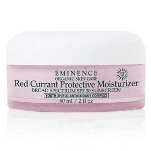 organic face moisturizer with spf in vancouver, Eminence Red Currant Protective Moisturizer SPF 30