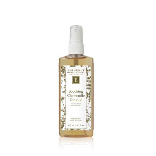 Soothing Chamomile Tonique Eminence organic facial kitsilano, Eminence Organics Vancouver, Eminence Organic Skin Care Vancouver