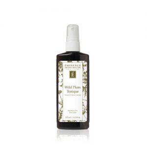 Wild Plum Tonique Eminence organic facial kitsilano, Eminence Organics Vancouver, Eminence Organic Skin Care Vancouver