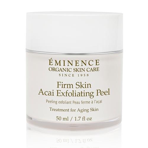 Eminence organic facial kitsilano, Eminence Organics Vancouver, Eminence Organic Skin Care Vancouver Firm Skin Acai Exfoliating Peel