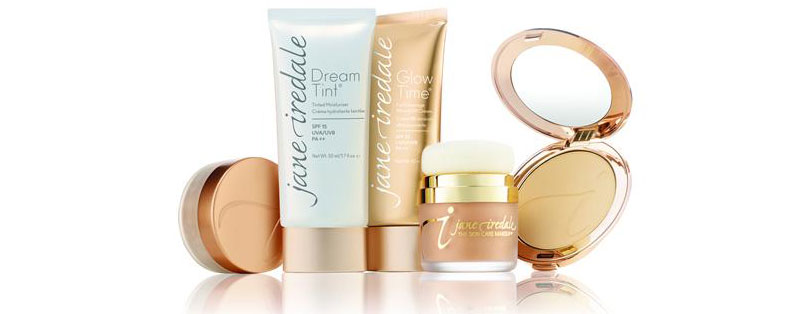 Jane Iredale Foundation In Vancouver Product Of The Month