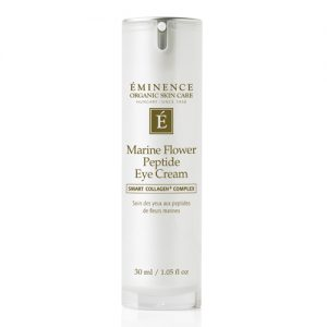marine flower peptide eye cream by Eminence Organics for sale at the Spa on 4th in Vancouver and online